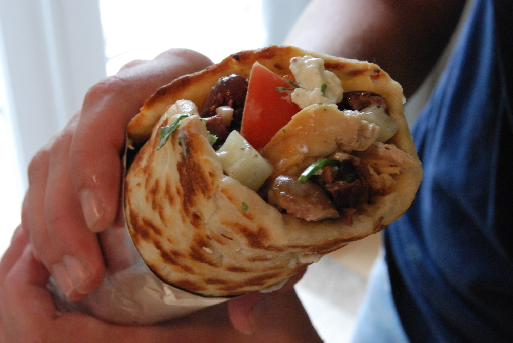 id like that greek meat stuffed into my gyro