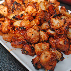 Korean BBQ Grilled Chicken