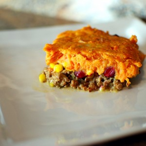 Fall Shepherds Pie