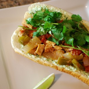 Chicken Jalfrezi Sub