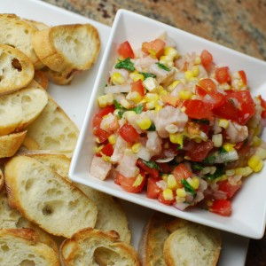 Summer Ceviche