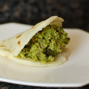 Avocado Arepa