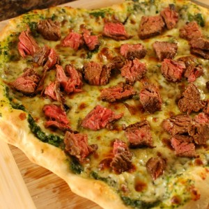 Chimichurri Pizza