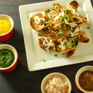 Indian Nachos
