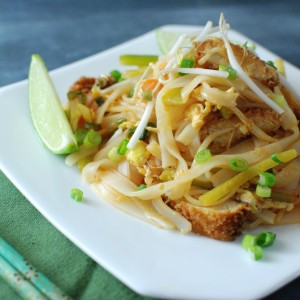 Buffalo Chicken Pad Thai