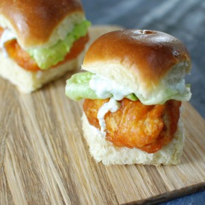 Red Curry Fish Slider