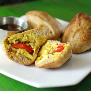 Indian Breakfast Puffs