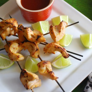 Coconut Skewers