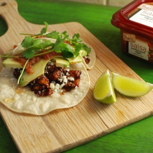 Maple Chipotle Chicken Taco