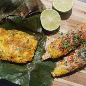 Curry Rubbed Fish