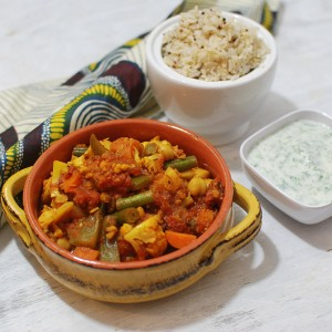 Veggie Chili Curry