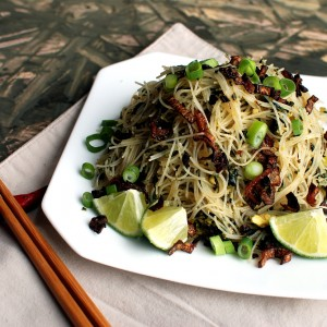 Broccoli Fried Noodles