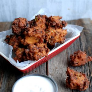 Burnt End Hush Puppies