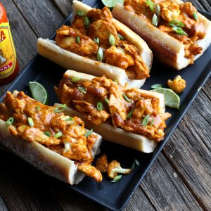 Chicken Tikka Cheesesteak