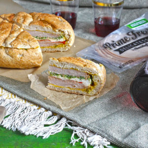 Turkey Shooter Sandwich