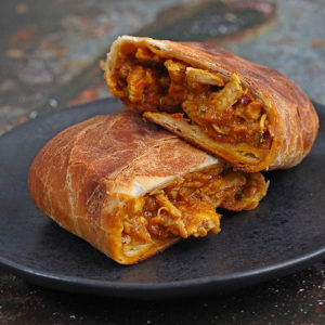 Chicken Tikka Hot Pocket